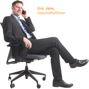 Jahn Büroorganisation - Eric Jahn