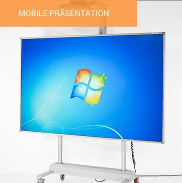 Mobiel Präsentation